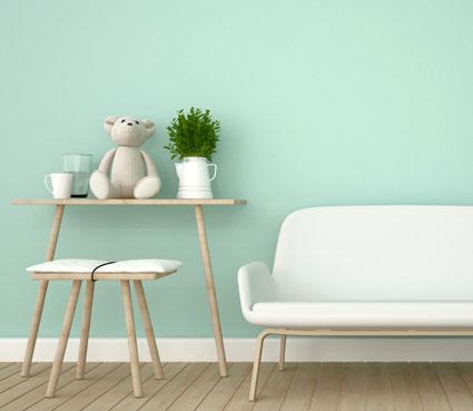 Pitture e vernici murali per gli ambienti interni di casa - Pitture speciali per interni ...
