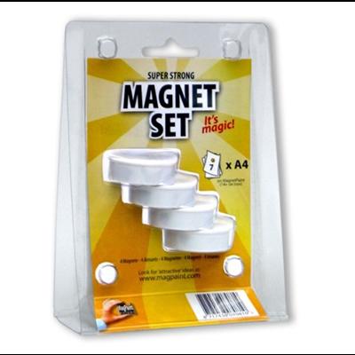 Magpaint Set 4 Magneti Tondi