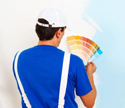Scelta Colore murale