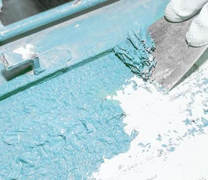 Come preparare una superficie da pitturare