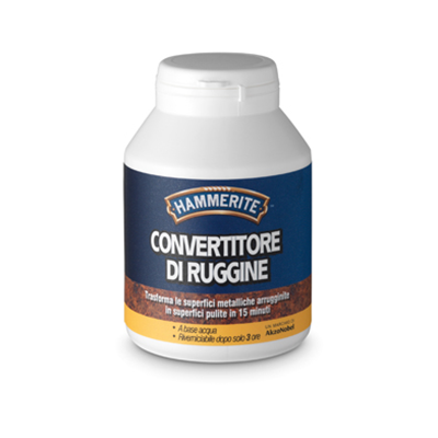 Hammerite Convertitore Di Ruggine